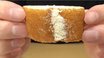 茨城県産-紅まさりを味わうクリーム楽しむひとくちロールケーキ-4個入(フジパン)7