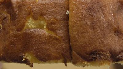 さつまいもと醤油のロールケーキ(ヤマザキ)9