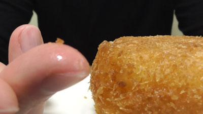 魚肉ソーセージ風カツ-あげぱん-からしマヨネーズ風味(ヤマザキ)11