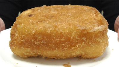 魚肉ソーセージ風カツ-あげぱん-からしマヨネーズ風味(ヤマザキ)10