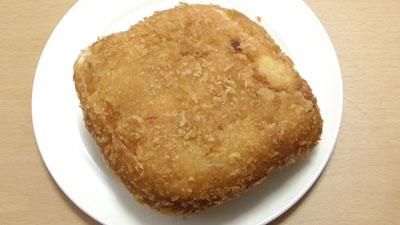 魚肉ソーセージ風カツ-あげぱん-からしマヨネーズ風味(ヤマザキ)6