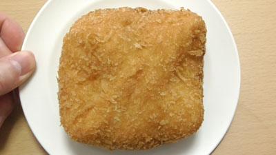 魚肉ソーセージ風カツ-あげぱん-からしマヨネーズ風味(ヤマザキ)3