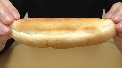 シャキシャキりんごのフランスパン(ヤマザキ)5