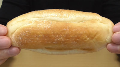 シャキシャキりんごのフランスパン(ヤマザキ)4