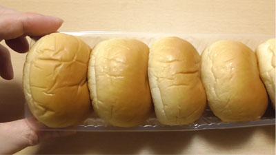 薄皮チョコパン-5個入り(ヤマザキパン)4