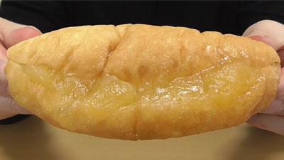 シャキシャキりんごのフランスパン(ヤマザキ)2