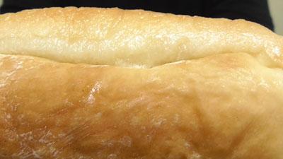 シャキシャキりんごのフランスパン(ヤマザキ)6