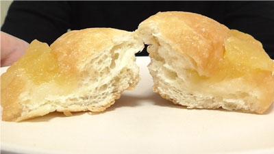 シャキシャキりんごのフランスパン(ヤマザキ)11