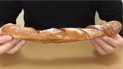 ロングハムフランスパン(ヤマザキ)3