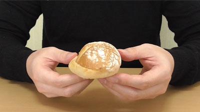 ヴィーガンロール-チョコレート(ヤマザキ)4