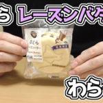 白どら-レーズンバター(わらく堂)