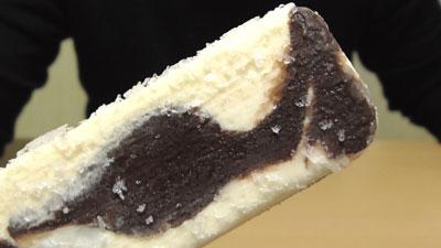 チョコチーズアイスバー-ザクザククッキー入り(明治)11