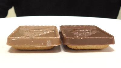 アルフォート-FSファミリーサイズ(ミルクチョコ&リッチミルクチョコ)【ブルボン】9