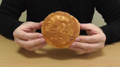 お好み焼きみたいなパン-オタフクソース使用焼きそば入り(ヤマザキ)5
