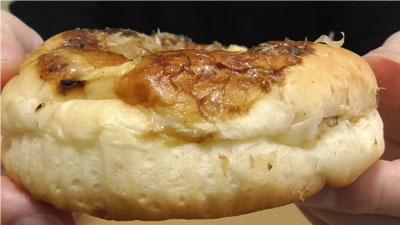 お好み焼きみたいなパン-オタフクソース使用焼きそば入り(ヤマザキ)7