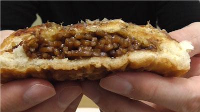 お好み焼きみたいなパン-オタフクソース使用焼きそば入り(ヤマザキ)12