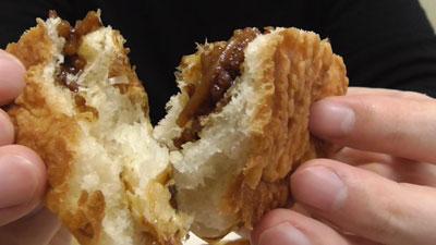 お好み焼きみたいなパン-オタフクソース使用焼きそば入り(ヤマザキ)13
